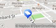 Map Rishma Gupta, Criminal Lawyer Toronto, Canada