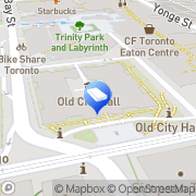 Map Healthy Environment Cleaning Toronto, Canada