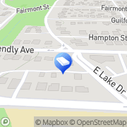 Map Absolute Electric Greensboro, United States