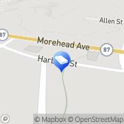 Map Edwards' Kaye Bookkeeping Service Ridgeway, United States