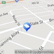 Map Central Tax Bureau of Pennsylvania Belle Vernon, United States