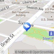 Map AD tile fitters Pittsburgh, United States