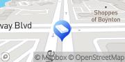 Map Gonzalez Levenson Boynton Beach, United States