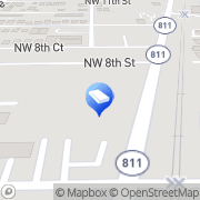 Map Catstrong Mold Inspection Pompano Beach Pompano Beach, United States