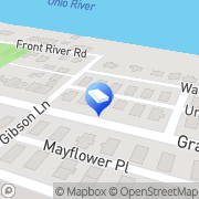Map Law office of Jesse I Weidaw, Esquire Pittsburgh, United States