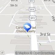 Map Tuttle Hardware Inc Walnut Cove, United States