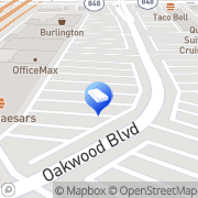Map Local Locksmith Hollywood, United States
