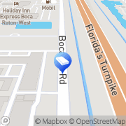 Map Merry Maids Boca Raton, United States