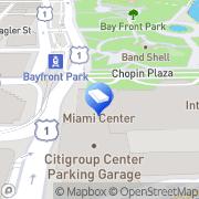 Map Livingtston Loeffler, P.A. Miami, United States