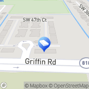 Map 24hr Locksmith Service In Miami Fort Lauderdale, United States