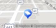 Map Abogado Defensa Criminal Miami, United States