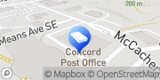 Map EnPeak Group Concord, United States