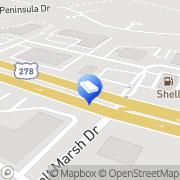 Map Sears Home Services Hilton Head Island, United States