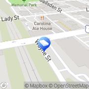 Map Nistad, P. Gunnar - McAngus Goudelock & Courie, LLC Columbia, United States