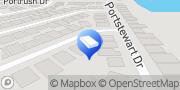 Map Orange County Dumpster Rental Orlando, United States