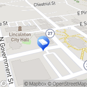 Map The Law Firm Lincolnton, United States