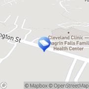 Map Craig E Cawrse & Assoc Chagrin Falls, United States