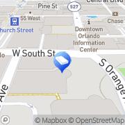 Map Stanley Steemer Orlando, United States