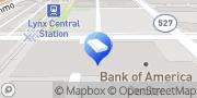 Map Lashley Law Orlando, United States