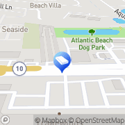 Map Ben Franklin Plumbing Atlantic Beach, United States
