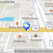 Map Catstrong Mold Inspection Kissimmee Kissimmee, United States