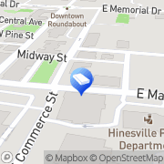 Map John Pirkle & Joelyn Pirkle Attorneys at Law Hinesville, United States