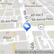 Map Spectrum Signworks Naples, United States