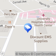 Map Matthew Hawley Attorney At Law Amherst, United States