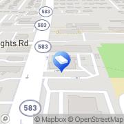 Map Lizbeth Potts P.A. Temple Terrace, United States