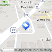 Map Peace Law Firm Greenville, United States