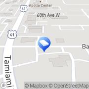 Map Profinish Renovations and Repair Bradenton, United States