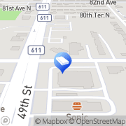 Map Catstrong Mold Inspection Pinellas Park Pinellas Park, United States