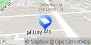 Map Bellhops Columbus, United States