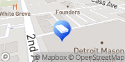 Map Scott F. Roberts Law, PLC Detroit, United States