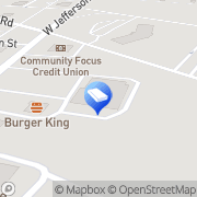 Map Ronan & Family Roofing Ecorse, United States