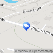 Map Doug Bryson Grading and Hauling Lilburn, United States