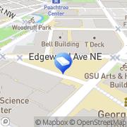 Map Spaulding Injury Law Atlanta, United States