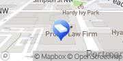 Map Greathouse Trial Law, LLC Atlanta, United States