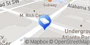 Map Total Locksmiths Atlanta, United States