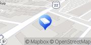 Map A.B. Bonded Locksmiths Cincinnati, United States