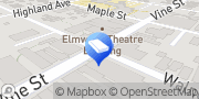 Map All Town Locksmith Elmwood Place, United States