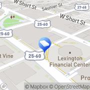 Map Neal C Shane Atty Lexington, United States