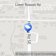 Map Riverside Painting and Home Improvement Marietta, United States