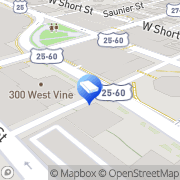 Map Wangerin, Lynn H. - Stoll Keenon Ogden PLLC Lexington, United States