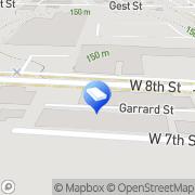Map Charles F. Shiels & Company Cincinnati, United States