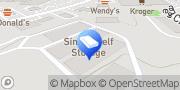 Map iStorage Cheviot Cincinnati, United States