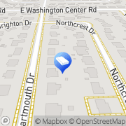 Map  Fort Wayne Roofing Contractors Fort Wayne, United States