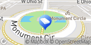 Map Indianapolis Dumpster Man Rental Indianapolis, United States