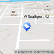 Map Deluxe Homes Southwinds Court Indianapolis, United States