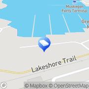 Map Wades Fiberglass Boat Repair Muskegon, United States